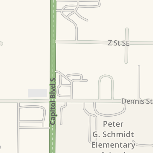 Waze Livemap - Driving Directions to Peter G  Schmidt