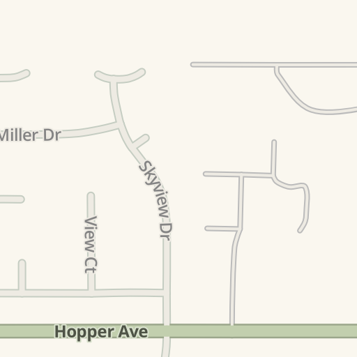 Kaiser Santa Rosa Campus Map.Waze Livemap Driving Directions To Kaiser Permanente Medical