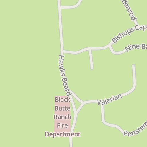 Waze Livemap - Driving Directions to Black Butte Ranch Fire ...