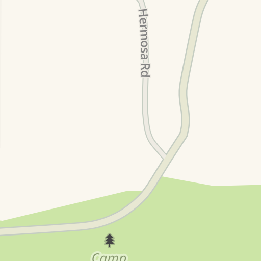 Waze Livemap - Driving Directions to Camp Comfort County