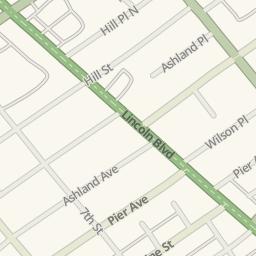 Waze Livemap   Driving Directions To The Sofa Company   Santa Monica, Santa  Monica, United States