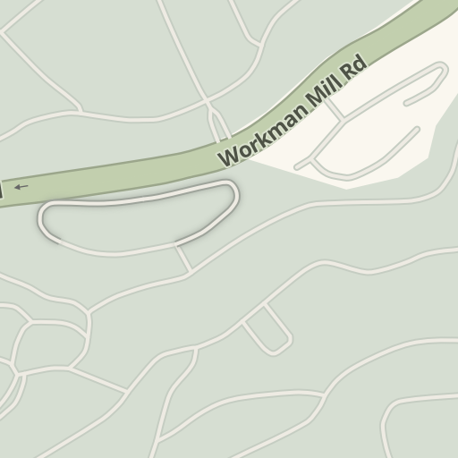 Waze Livemap Driving Directions To Rose Hills Memorial Park Amp
