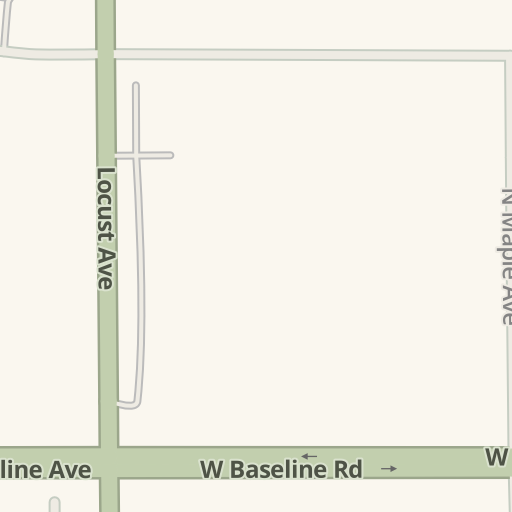 Driving Directions to Medline Industries, Rialto, United