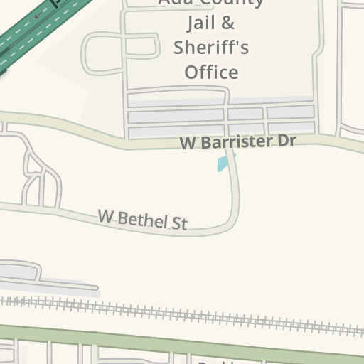 Waze Livemap - Driving Directions to Candlewood Suites Boise - Towne ...
