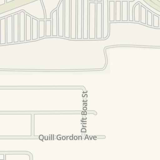 Waze Livemap Driving Directions To Quest Diagnostics Las Vegas
