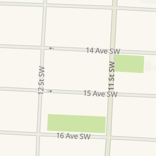 Waze Livemap - Cómo llegar a Vistek, Calgary, Canada