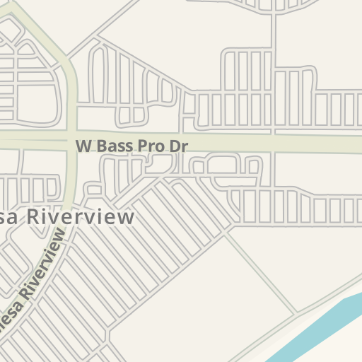 Waze Livemap Driving Directions To B Berge 39 S Riverview Toyota Mesa United States