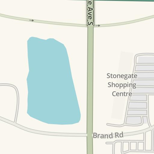 Sherwood Chev Saskatoon >> Waze Livemap Driving Directions To Sherwood Chevrolet Saskatoon