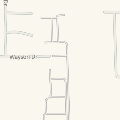 Waze Livemap - Driving Directions to Red Barn Picture Framing, Sugar ...