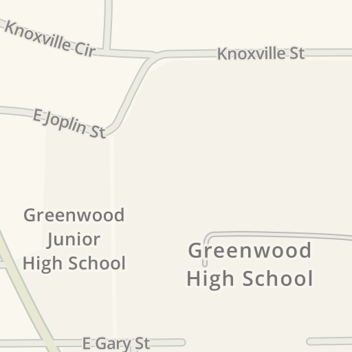 Waze Livemap - Driving Directions to Greenwood High School