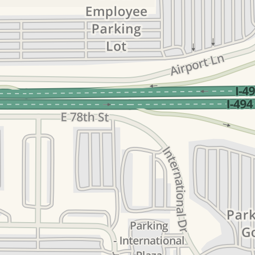 Waze Livemap - Driving Directions to International Plaza ...