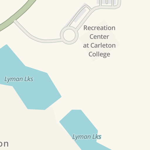 Waze Livemap - Driving Directions to Carleton College ...