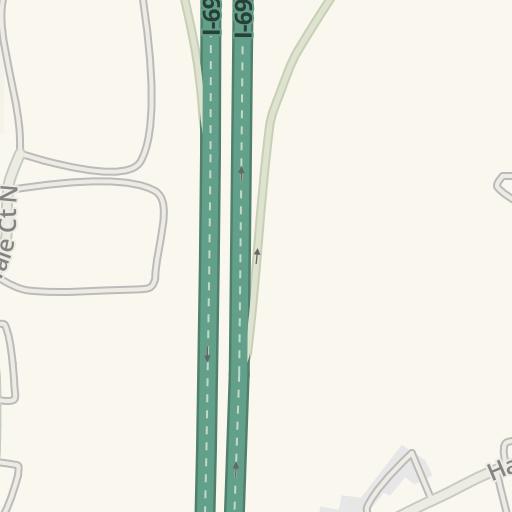 Waze Livemap Driving Directions To Daltile Sales Service Center - Daltile oakdale