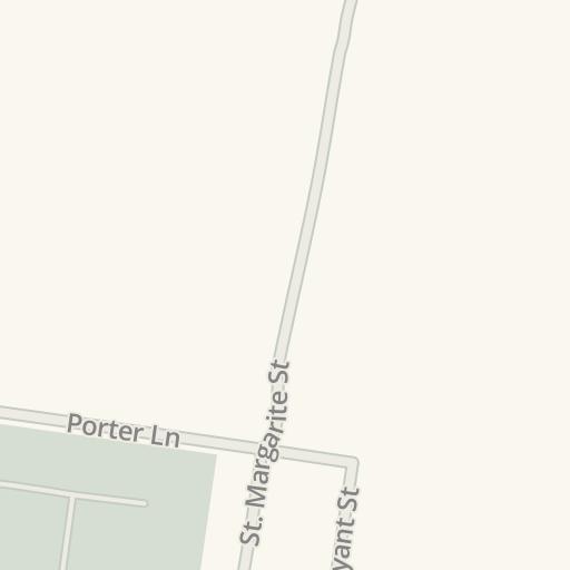 Waze Livemap Driving Directions To Amelia Manor Nursing Home