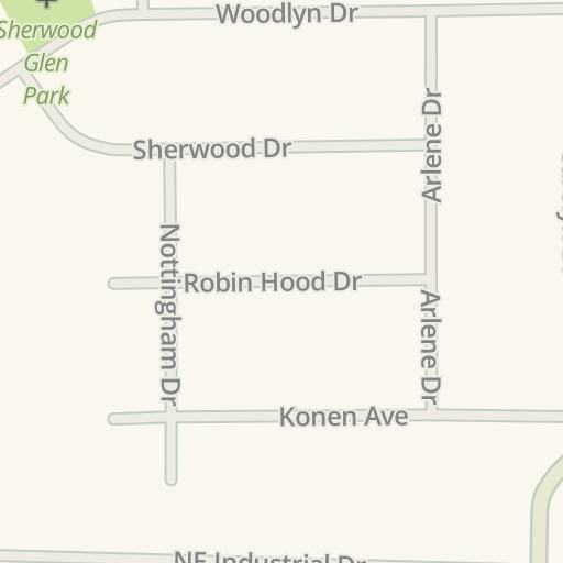 Waze Livemap - Driving Directions to Aurora Toll Plaza 61, Aurora ...