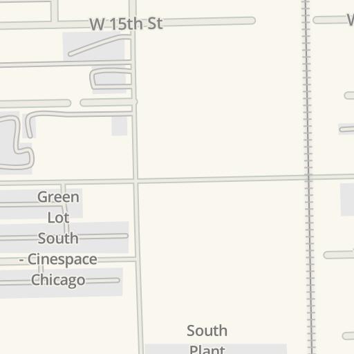 Douglas Park Chicago Map.Waze Livemap Driving Directions To Douglas Park Soccer Field