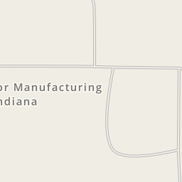 Waze Livemap   Driving Directions To Toyota Motor Manufacturing Indiana,  Princeton, United States