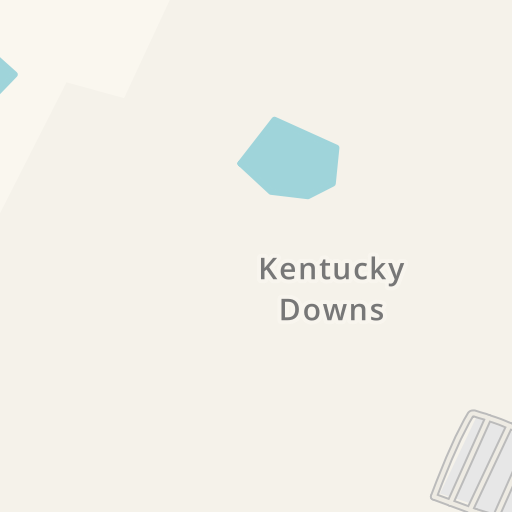 Waze Livemap - Driving Directions to Kentucky Downs, Franklin ...