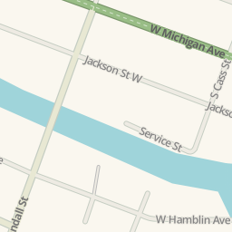 Beautiful Waze Livemap   Driving Directions To Heritage Chevrolet, Battle Creek,  United States