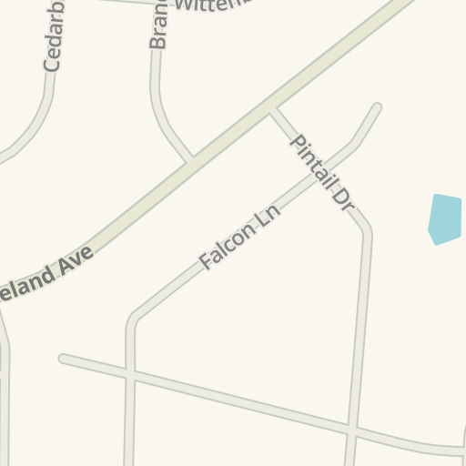 Waze Livemap Driving Directions To Parking Home Of The Brave