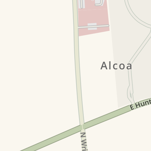 Waze Livemap - Driving Directions to Parking - Arconic North Plant