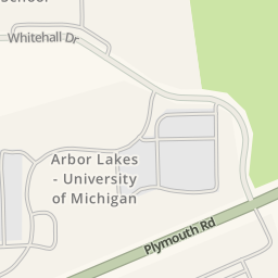 Waze Livemap - Driving Directions to University of Michigan