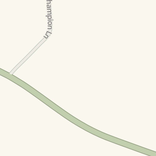 Waze Livemap - Driving Directions to Strange Auto Salvage, White
