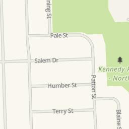 Waze Livemap Driving Directions To Trenton Veterans