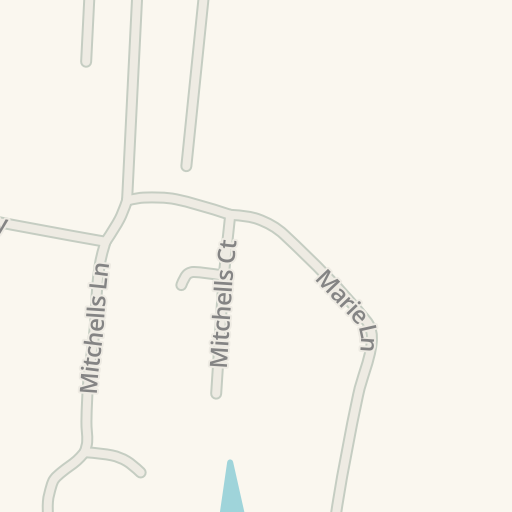 Waze Livemap Driving Directions To Wolfe Camper Sales