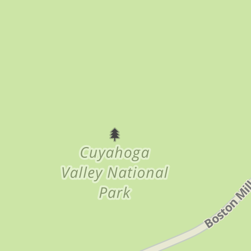 Waze Livemap - Driving Directions to Cuyahoga Valley National Park ...