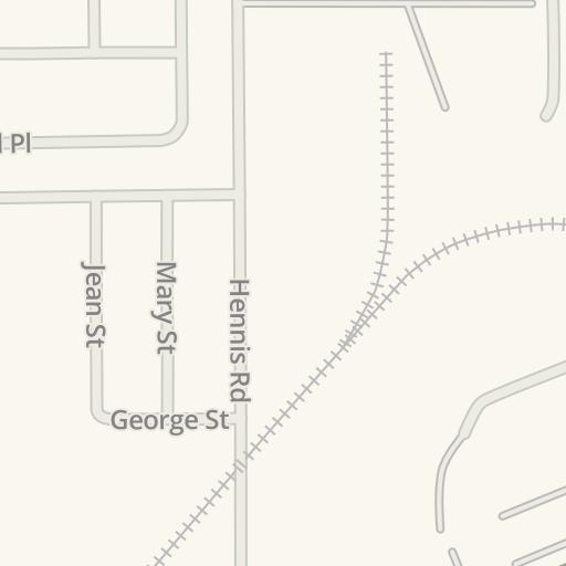 Waze Livemap Driving Directions To Winter Oak Funeral Home - Garden-oak-funeral-home