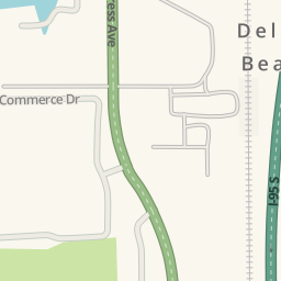 Elegant Waze Livemap   Driving Directions To ABC Carpet U0026amp; Home, Delray Beach,  United States