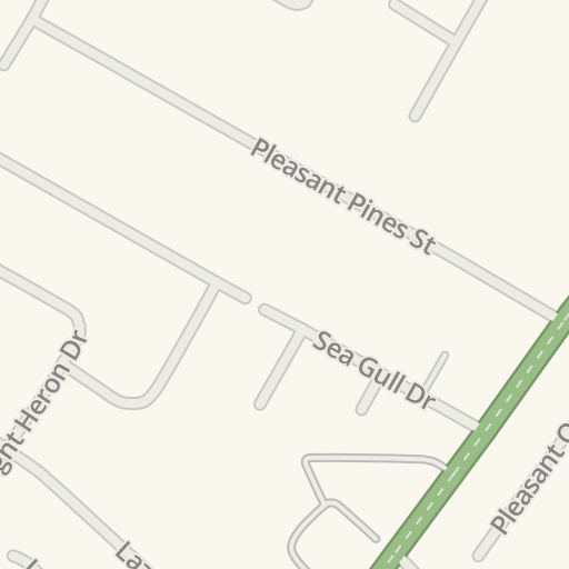 Waze Livemap Driving Directions To Stuckey Furniture Mount Pleasant United States