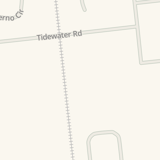 Waze Livemap Driving Directions To American Freight Furniture