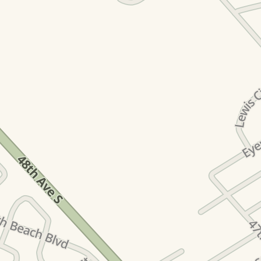 Waze Livemap - Driving Directions to North Beach Plantation, North ...