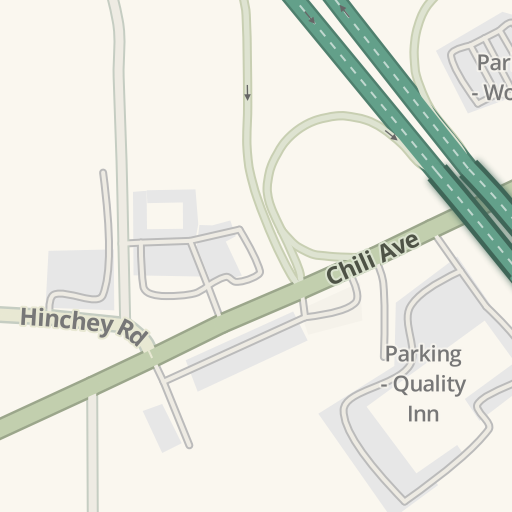 Waze Livemap Driving Directions To Spartan Staffing Gates United
