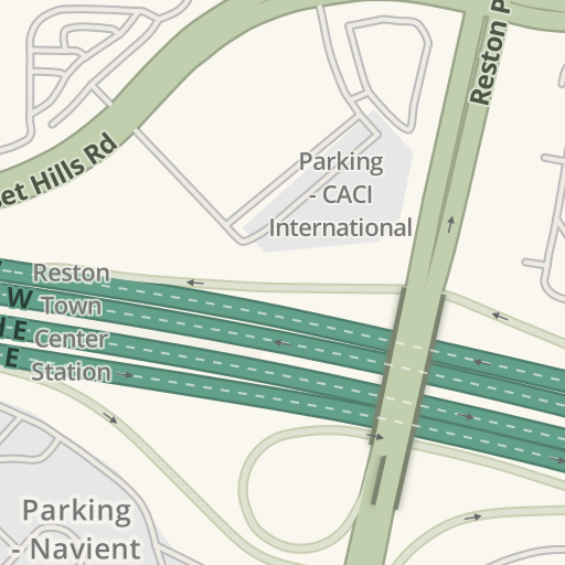 Driving Directions to PNC Bank - Reston Town Center, Reston, United