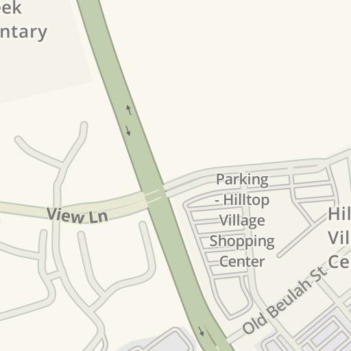 waze livemap driving directions to cvs landsdowne newington