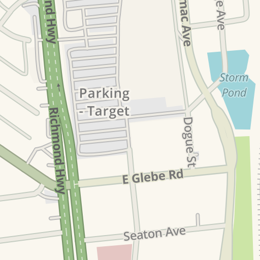 Waze Livemap Driving Directions To Staples Potomac Yard - Staples-us-map