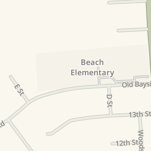 waze livemap driving directions to cvs pharmacy chesapeake beach