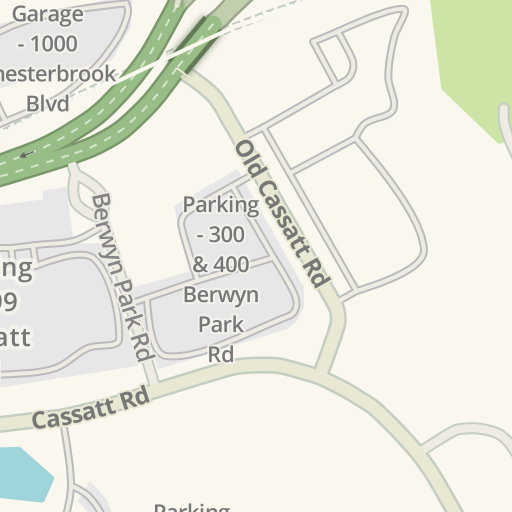 Waze Livemap - Driving Directions to 1&1 Internet, 701 Lee Road on