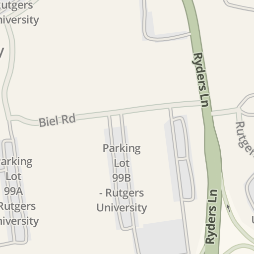 Rutgers Douglass Campus Map.Waze Livemap Driving Directions To Rutgers University Cook X2f