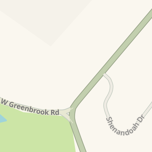 Waze Livemap - Driving Directions to West Essex Regional