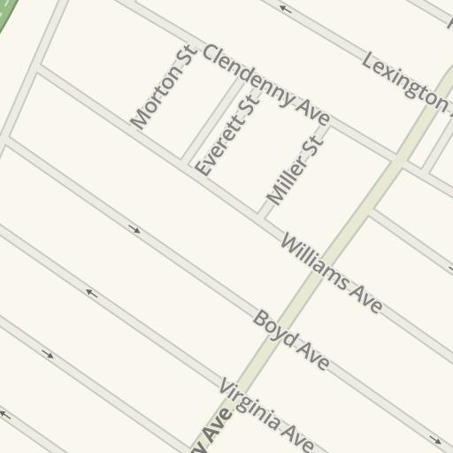 Marshalls Jersey City >> Waze Livemap Driving Directions To Marshalls Amp Homegoods