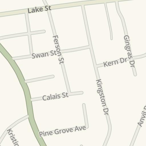 Waze Livemap - Driving Directions to Hudson K9 Training Center