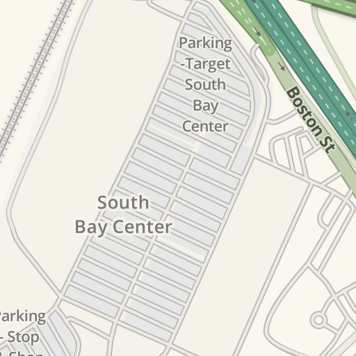 Waze Livemap Como Llegar A Parking Home Depot South Bay Center