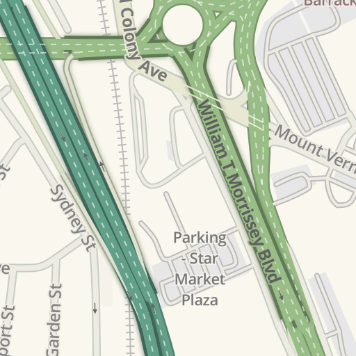 Waze Livemap - Driving Directions to Star Market, Dorchester