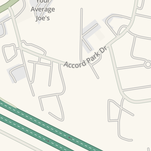 Waze Livemap Driving Directions To Audi Norwell Norwell United - Audi norwell
