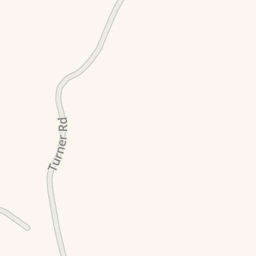 Waze Livemap Driving Directions To Pizza Guyz Mashpee United States