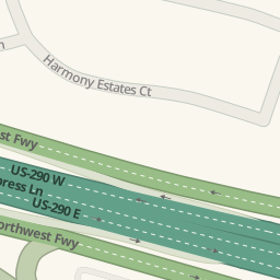 Driving directions to North Cypress Medical Emergency Room- Fry ...